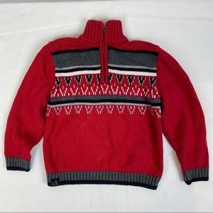 3/$20 CALVIN KLEIN Jeans Boys' Sweater Size 2T